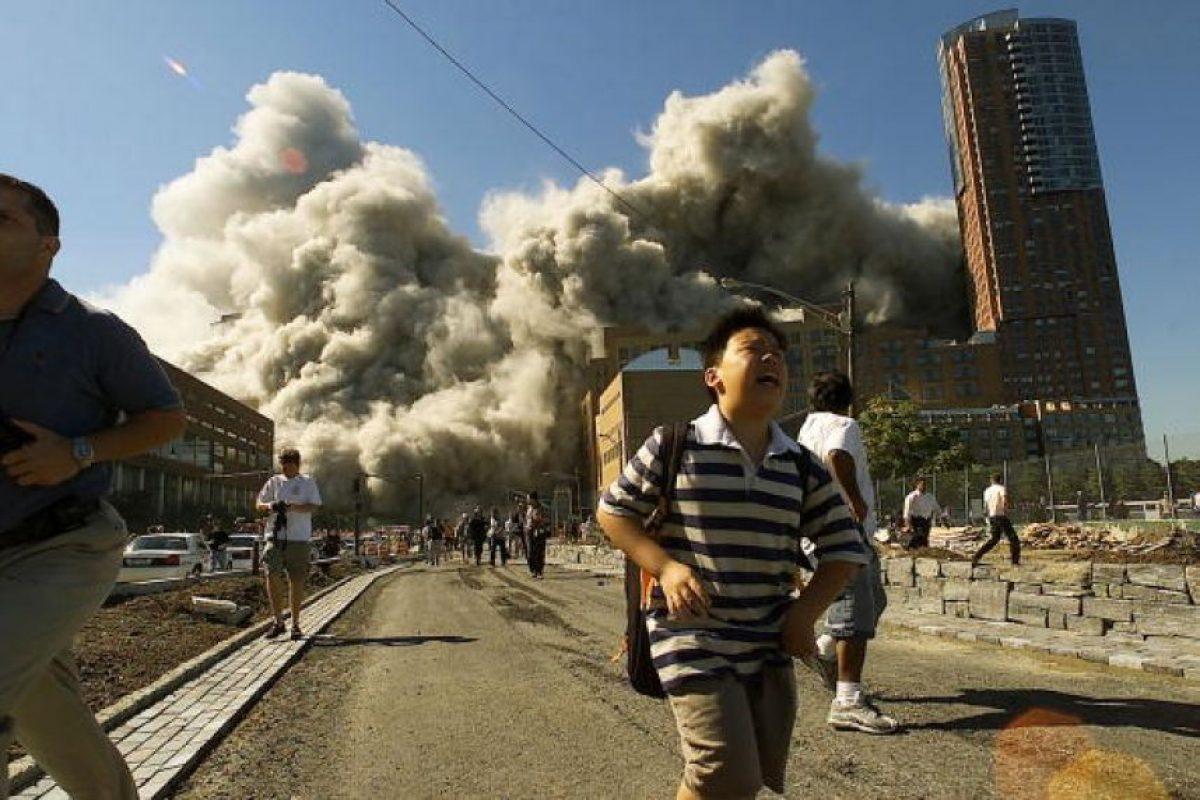 Y aproximadamente 24 desaparecidos Foto:Getty Images. Imagen Por: