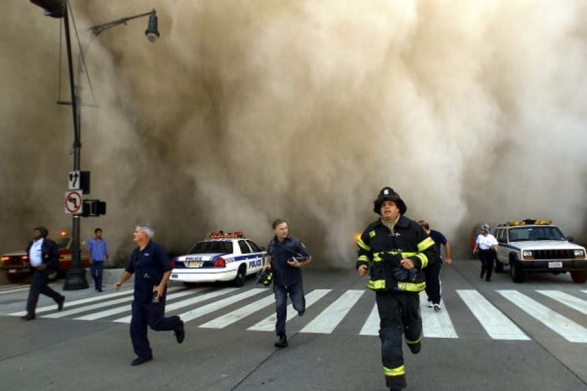 Se calcula seis mil heridos Foto:Getty Images. Imagen Por: