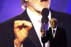 Era un monólogo del comediante George Carlin haciendo chistes sobre terrorismo Foto:Getty Images. Imagen Por: