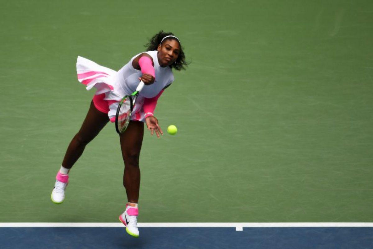 Serena Williams Foto:Getty Images. Imagen Por: