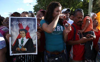 México se prepara para despedir a Juan Gabriel