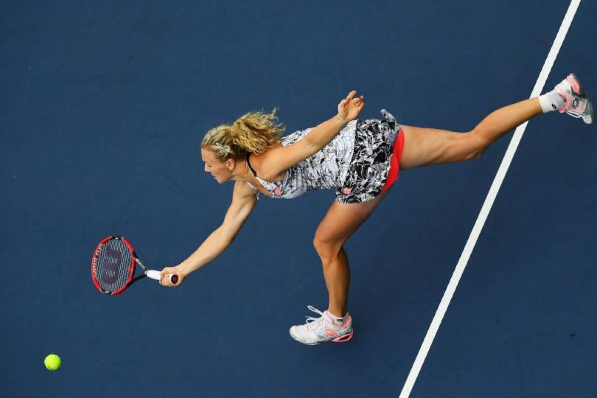 Katerina Siniakova Foto:Getty Images. Imagen Por: