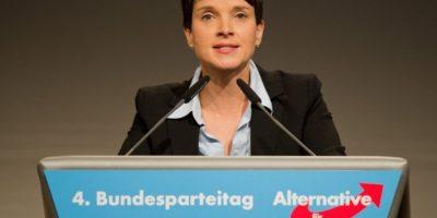 Frauke Petry: la ultraderechista que hace tambalear a Merkel