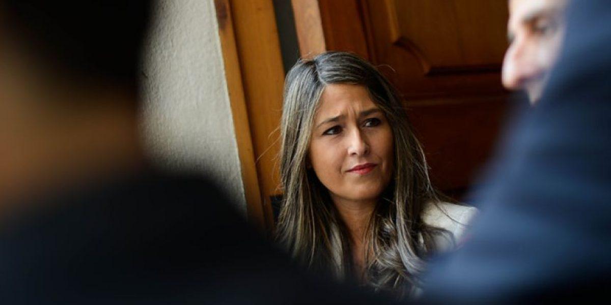 Ex jefa de prensa UDI asegura que emitió boletas falsas para diputada Nogueria