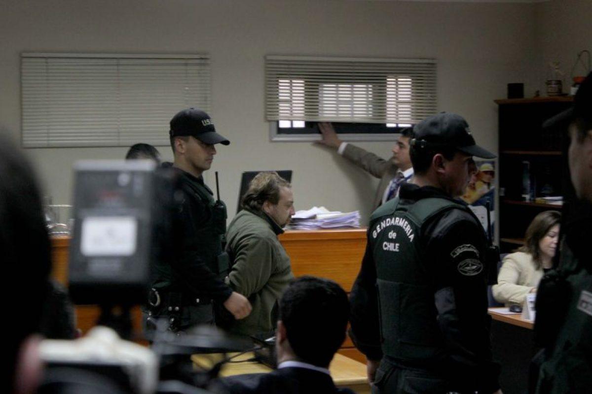 """""""Soy y seré inocente. Amo a mi familia, especialmente a mis hijos. el sueño de un padre. lo único que pido más mi inocencia, y que busquen a él o los verdaderos culpables"""", escribió desde la cárcel Mauricio Ortega. Foto:Ahgencia UNO. Imagen Por:"""