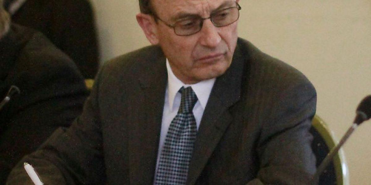 Juan Emilio Cheyre presentó su renuncia al Servel en agosto