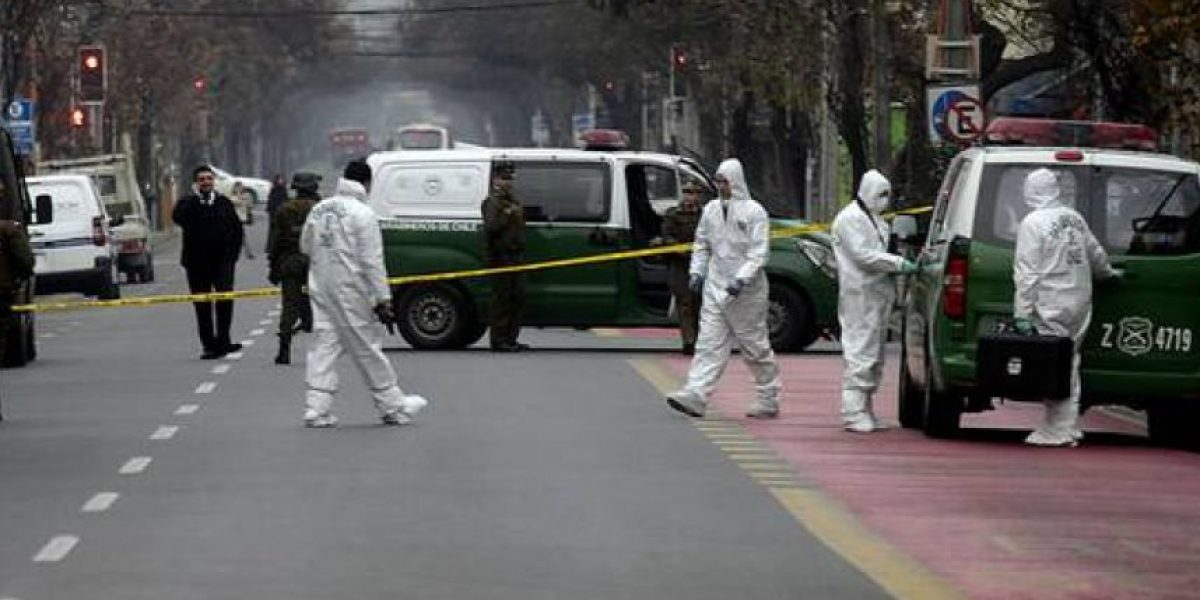 Paz Ciudadana: Santiago y Providencia son las comunas con mayor tasa de delito
