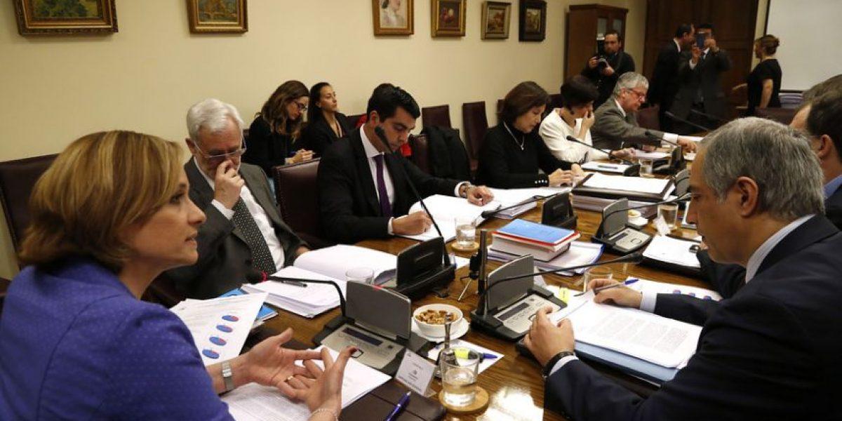 Comisión de Salud del Senado aprueba proyecto que despenaliza el aborto en tres causales