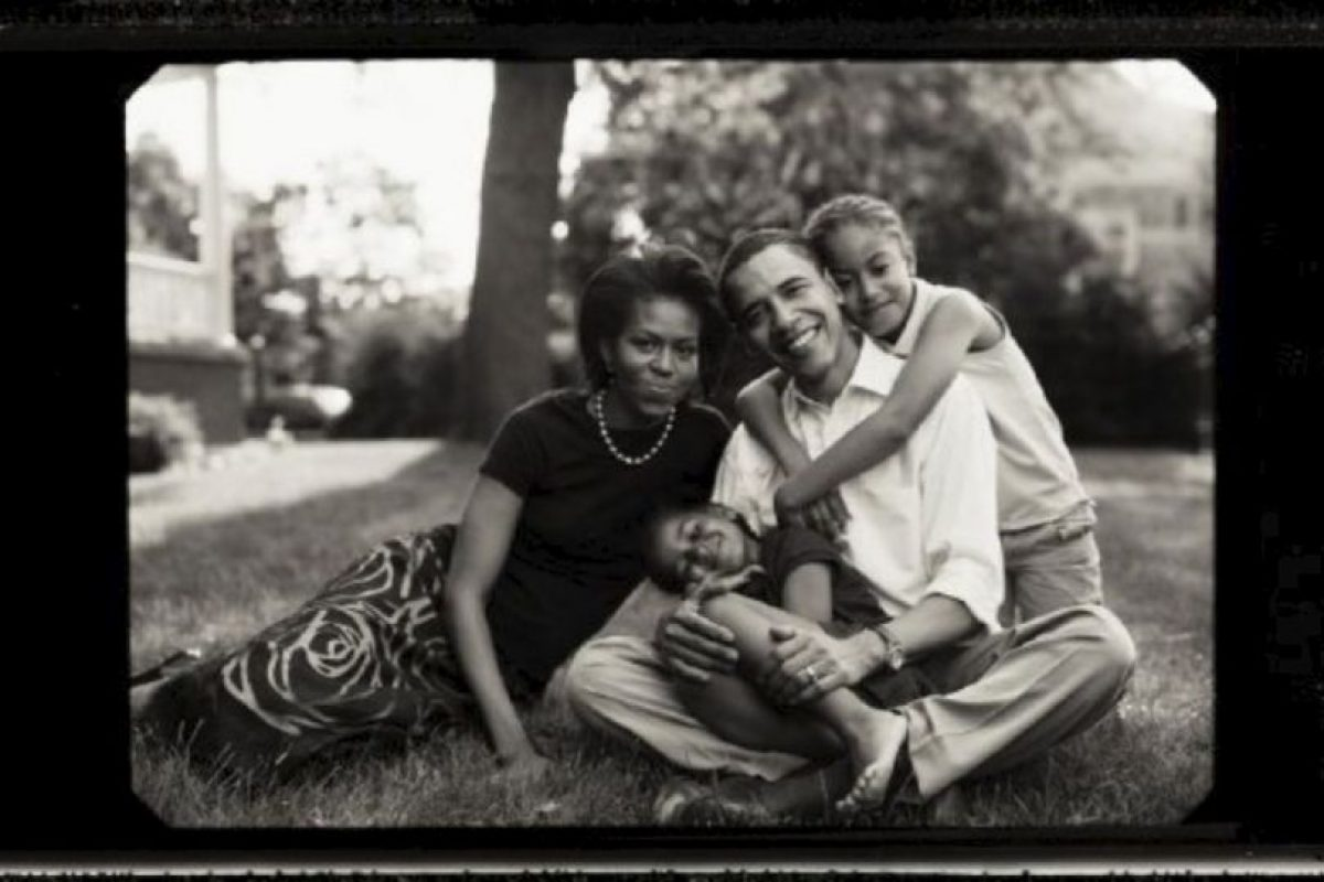 Barack Obama antes de ser presidente Foto:Facebook.com/BarackObama. Imagen Por: