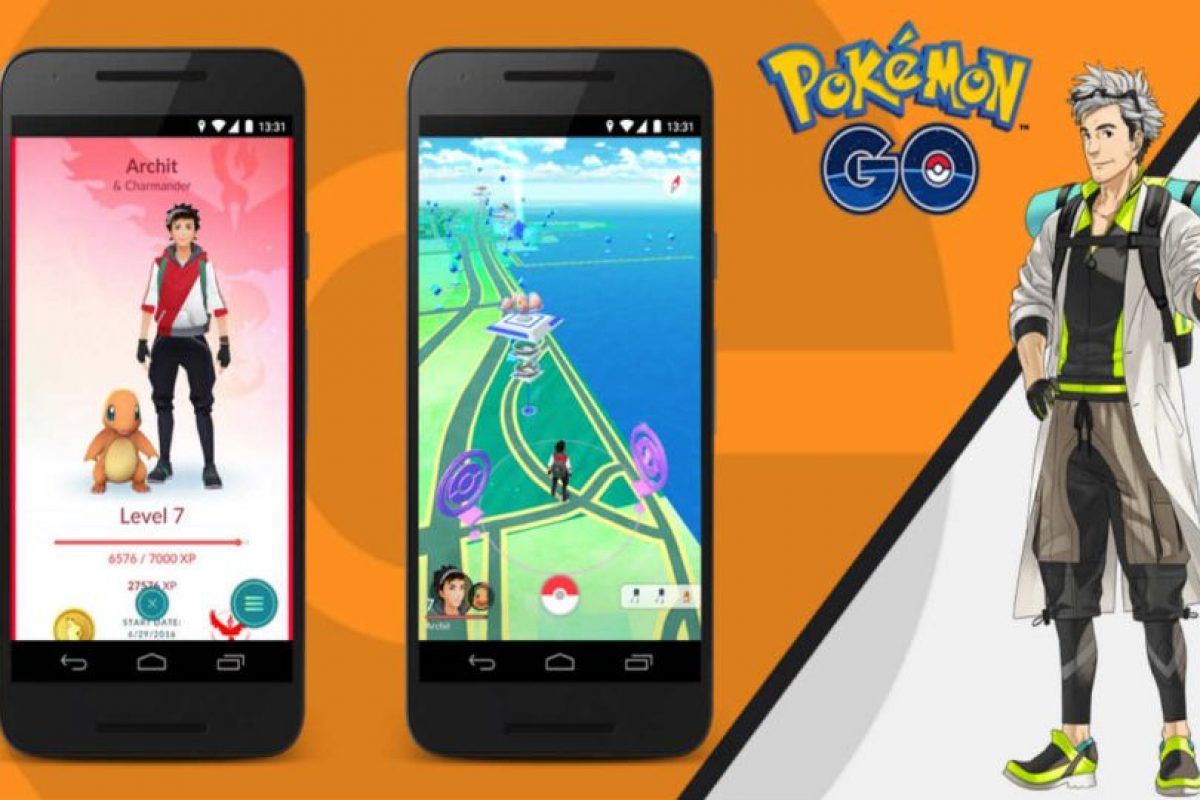 La serie animada de pokémon fue muy popular. Foto:Facebook/Pokémon Go. Imagen Por: