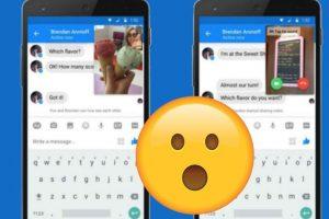 Llegó el Instant Video a Messenger de Facebook. Foto:Facebook. Imagen Por: