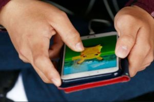 2) los riesgos a los que se expone el jugador frente al hampa. Foto:Niantic/Nintendo. Imagen Por: