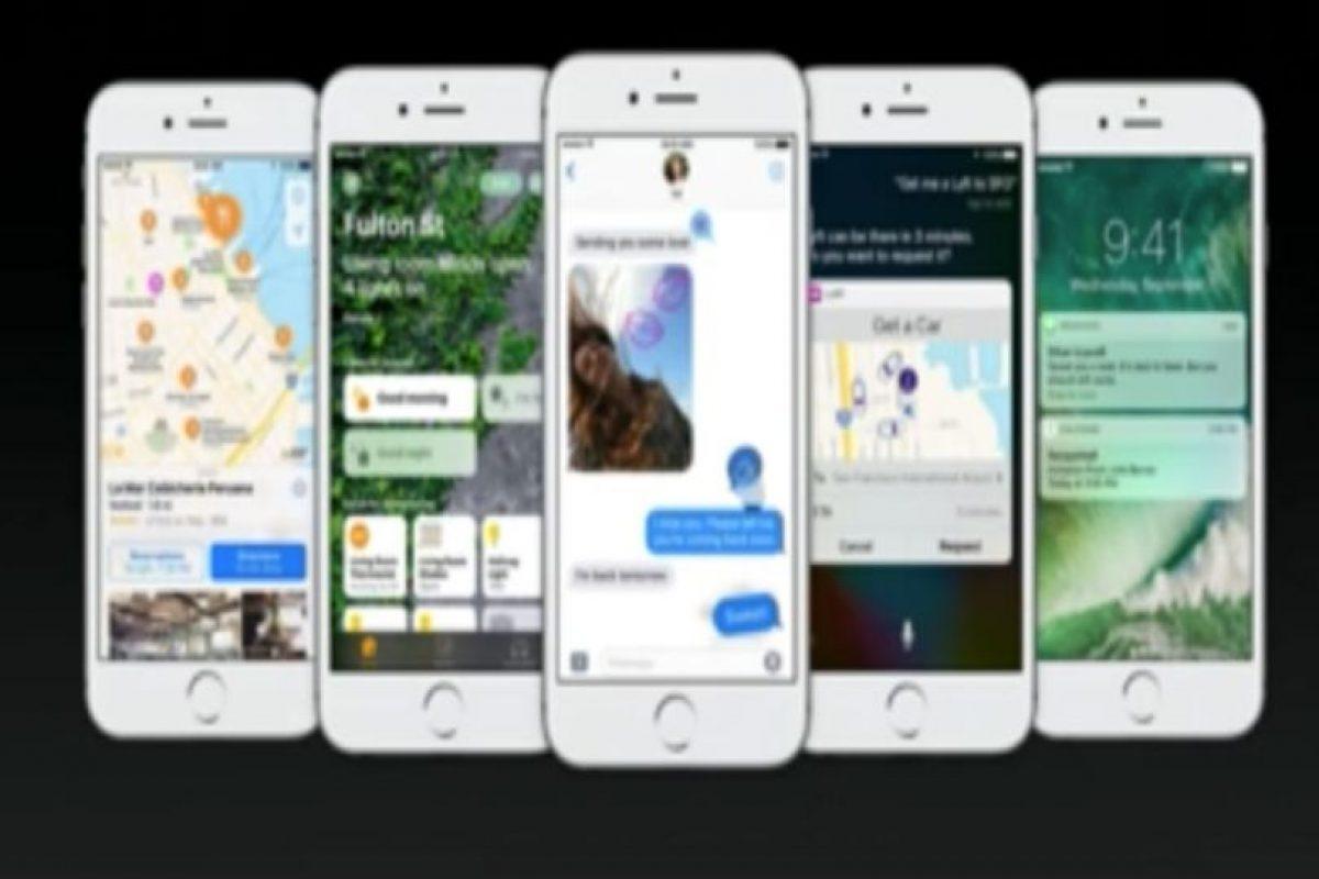También habrá novedades para iMessages. Foto:Apple. Imagen Por:
