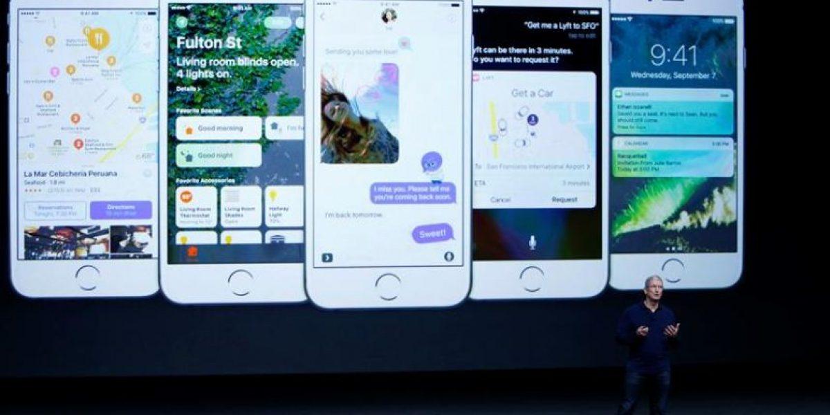 El misterio terminó: el mundo ya conoce al nuevo iPhone 7