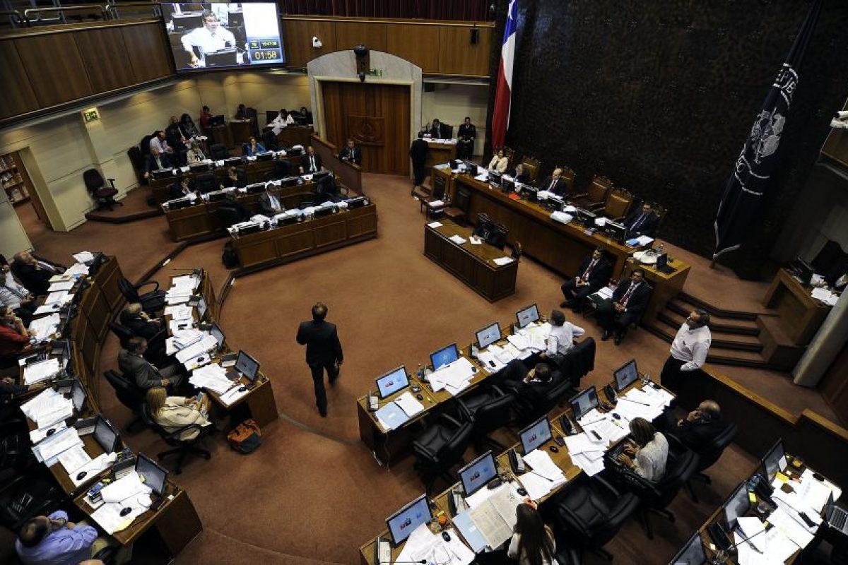 Hoy se aprobó, en la Comisión Salud del Senado, el proyecto de ley para despenalizar el aborto en tres causales. Foto:Agencia UNO. Imagen Por: