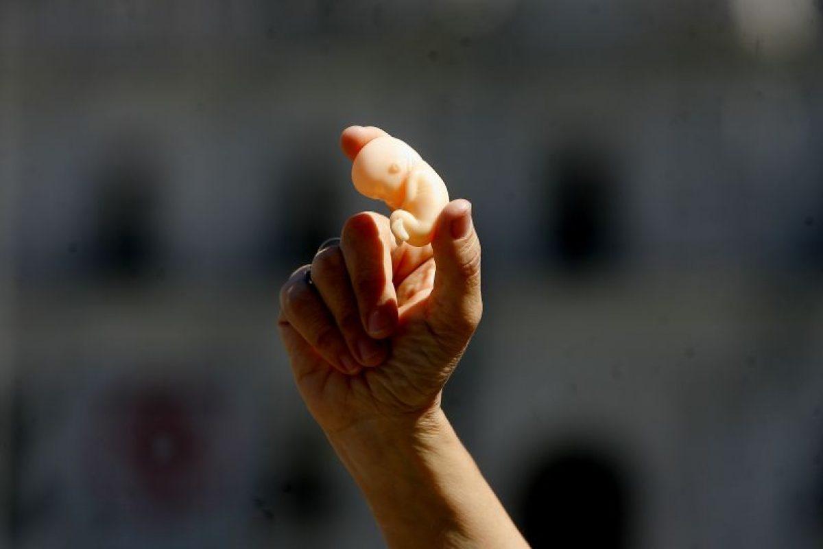 Ayer se aprobó, en la Comisión Salud del Senado, el proyecto de ley que busca despenalizar el aborto en tres causales. Foto:Agencia UNO. Imagen Por:
