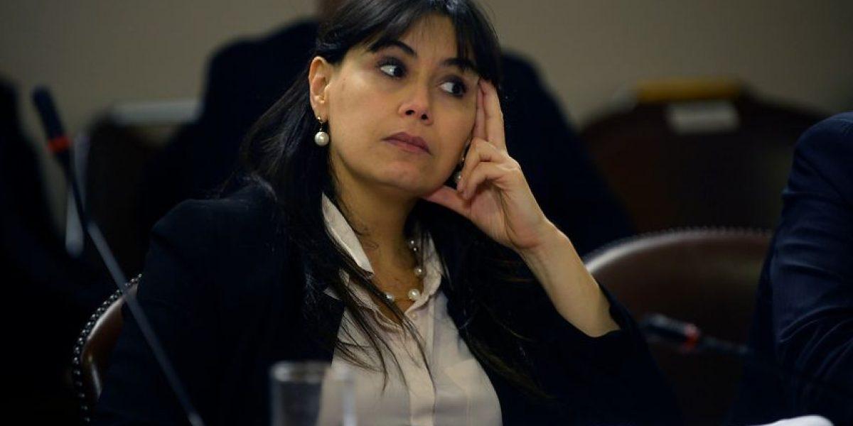 Diputados rechazan acusación constitucional contra ministra Blanco por crisis en Gendarmería