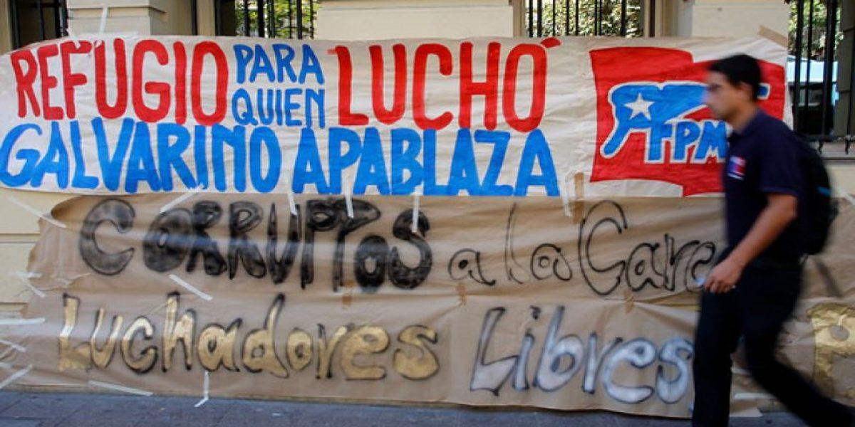 Justicia argentina reconoce legitimidad de Chile para impugnar refugio de Galvarino Apablaza
