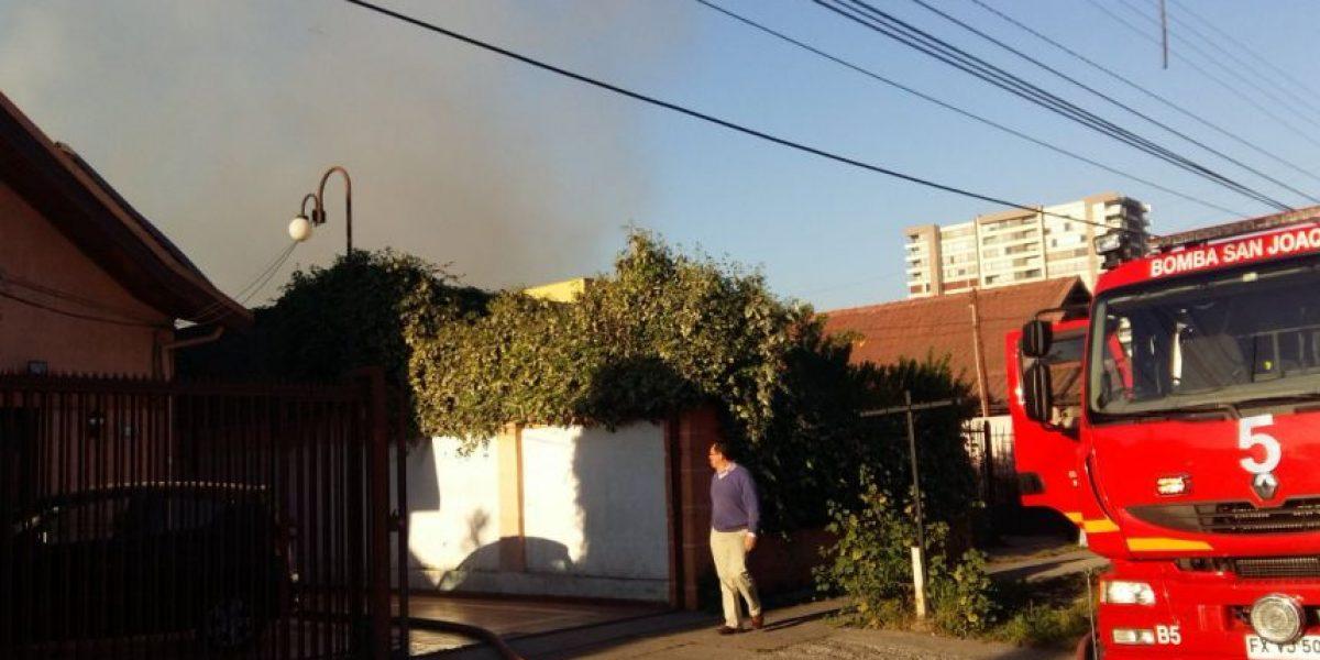 Dos ancianos fallecieron en un incendio en un asilo de San Miguel