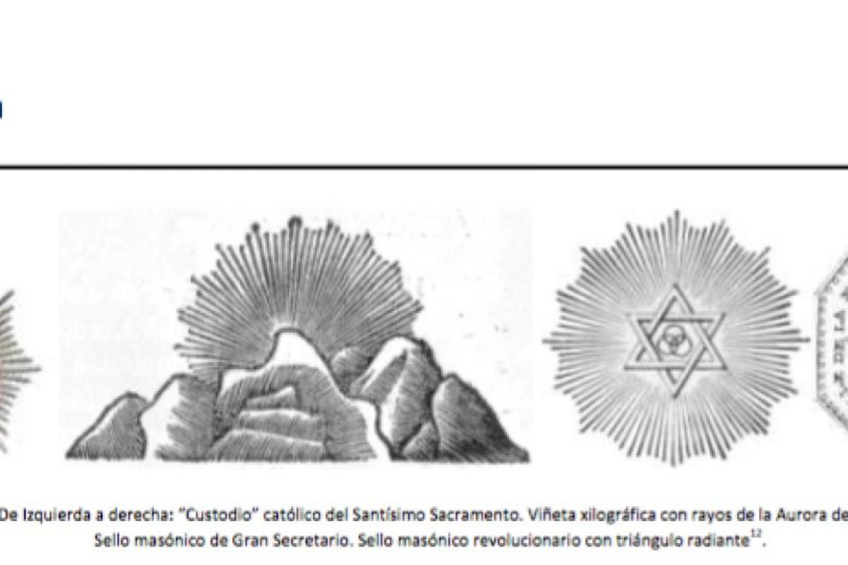 """La investigación, de 176 páginas y 177 ilustraciones, cubre el período comprendido entre la publicación de """"La Aurora de Chile"""", en 1812, y el establecimiento del actual escudo nacional, durante el gobierno de Joaquín Prieto Vial y Diego Portales Palazuelos, en 1834. Foto:Reproducción. Imagen Por:"""