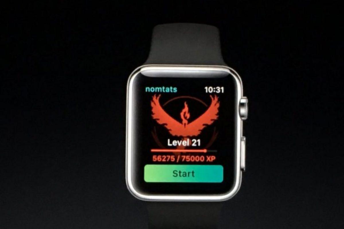 El nivel que ustedes eligieron Foto:Apple. Imagen Por: