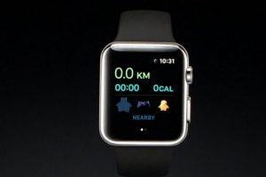 También tendrá un contador de calorías Foto:Apple. Imagen Por: