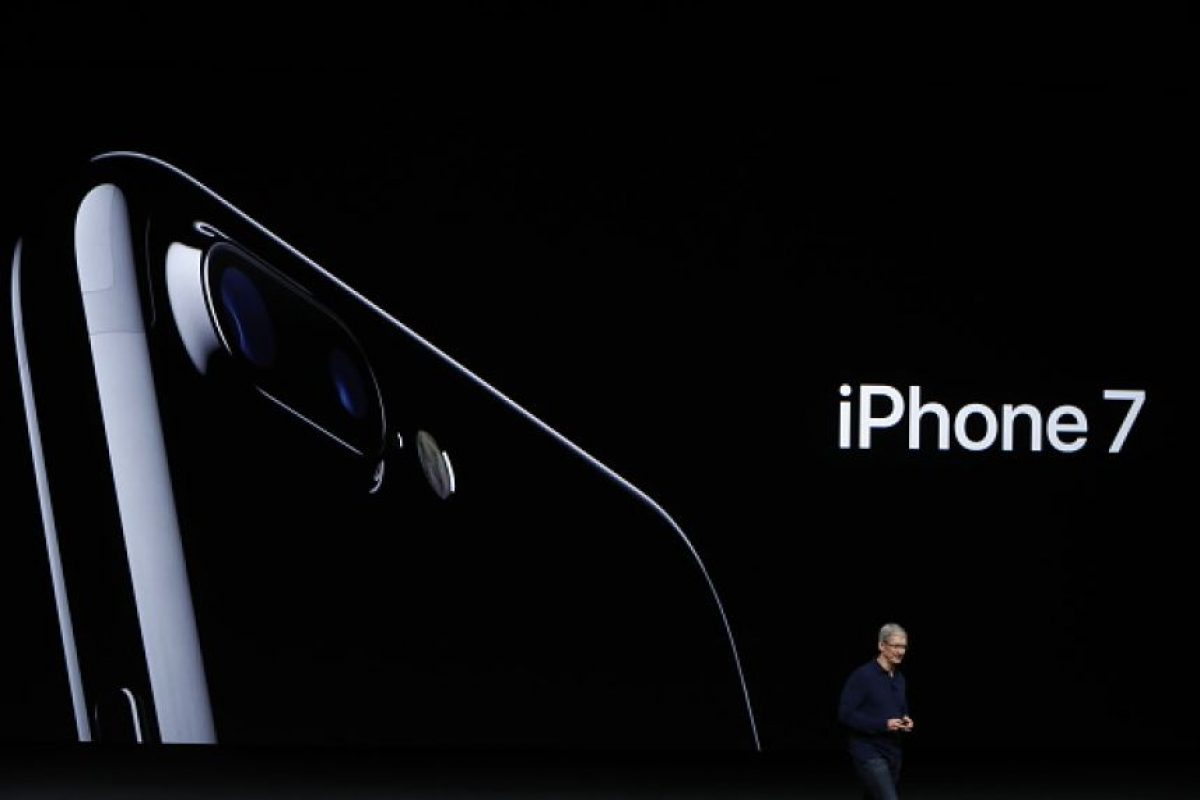 El iPhone 7 Plus tiene dos lentes Foto:Getty Images. Imagen Por: