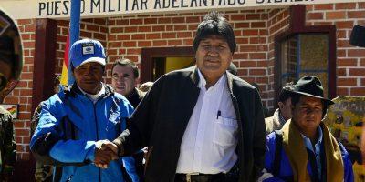 Evo Morales invita a Bachelet a visitar el río Silala