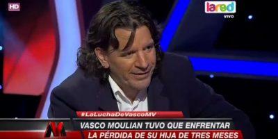 Vasco Moulián tras la muerte de su hija de 3 meses: