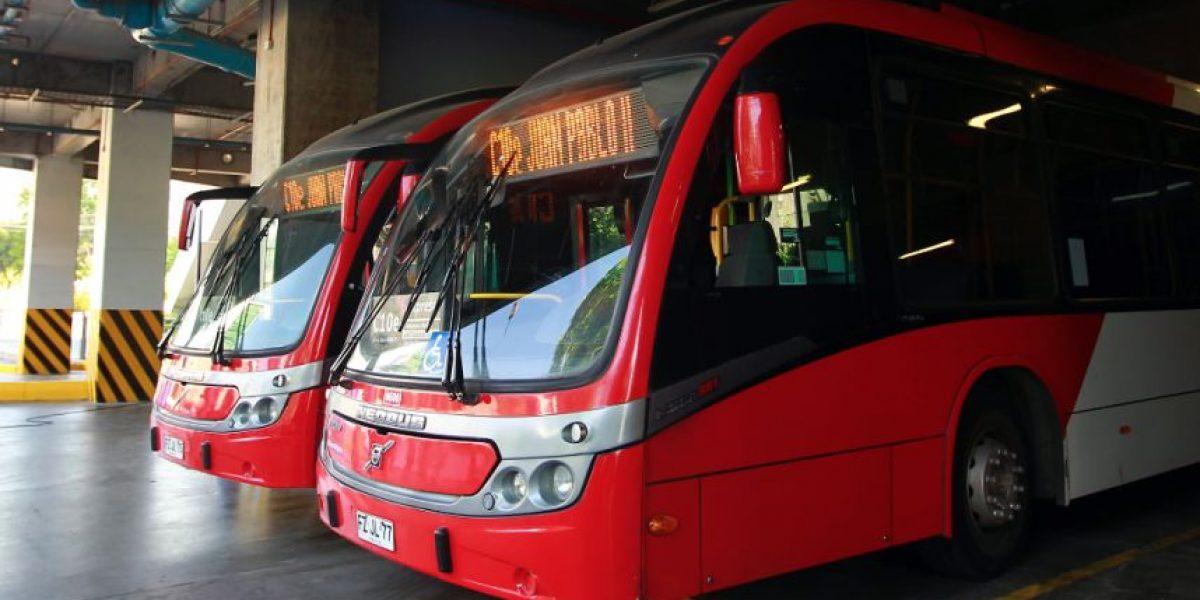 Ministerio de Transporte anuncia licitación de terminales para el Transantiago