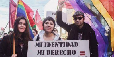 Ley de identidad de género permitirá cambio de nombre y sexo legal