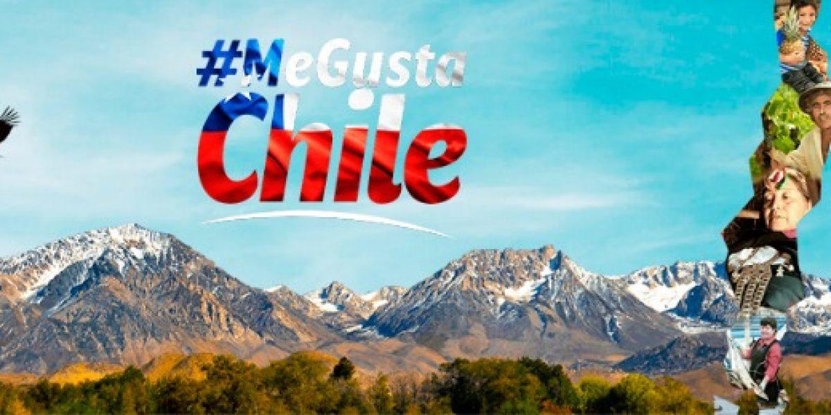 #MeGustaChile: la campaña turística que busca romper un récord