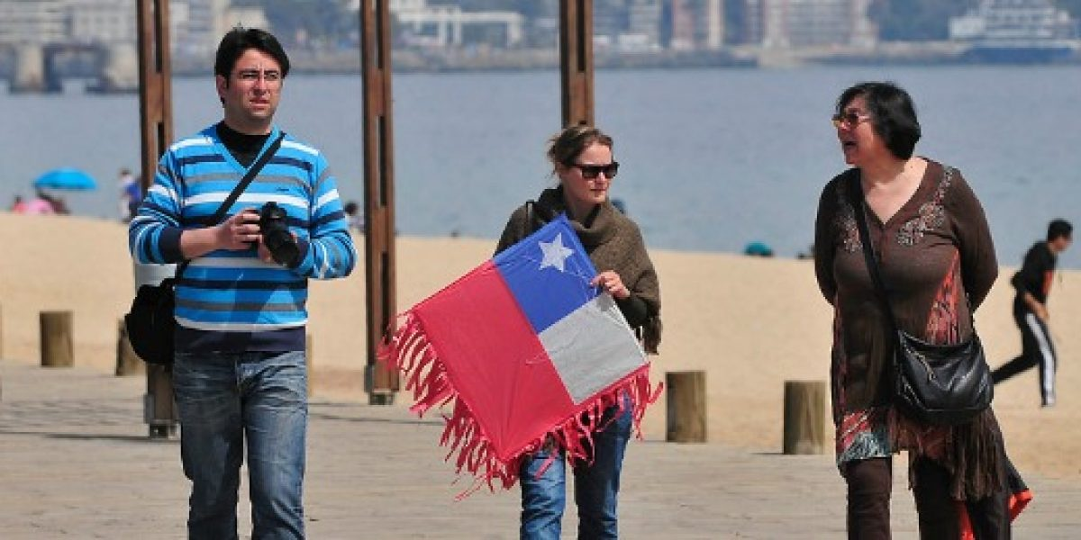 Más de 3 millones de viajes realizarán los chilenos durante las Fiestas Patrias