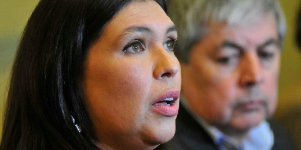 Polémica en la CUT: Bárbara Figueroa asume como presidenta interina