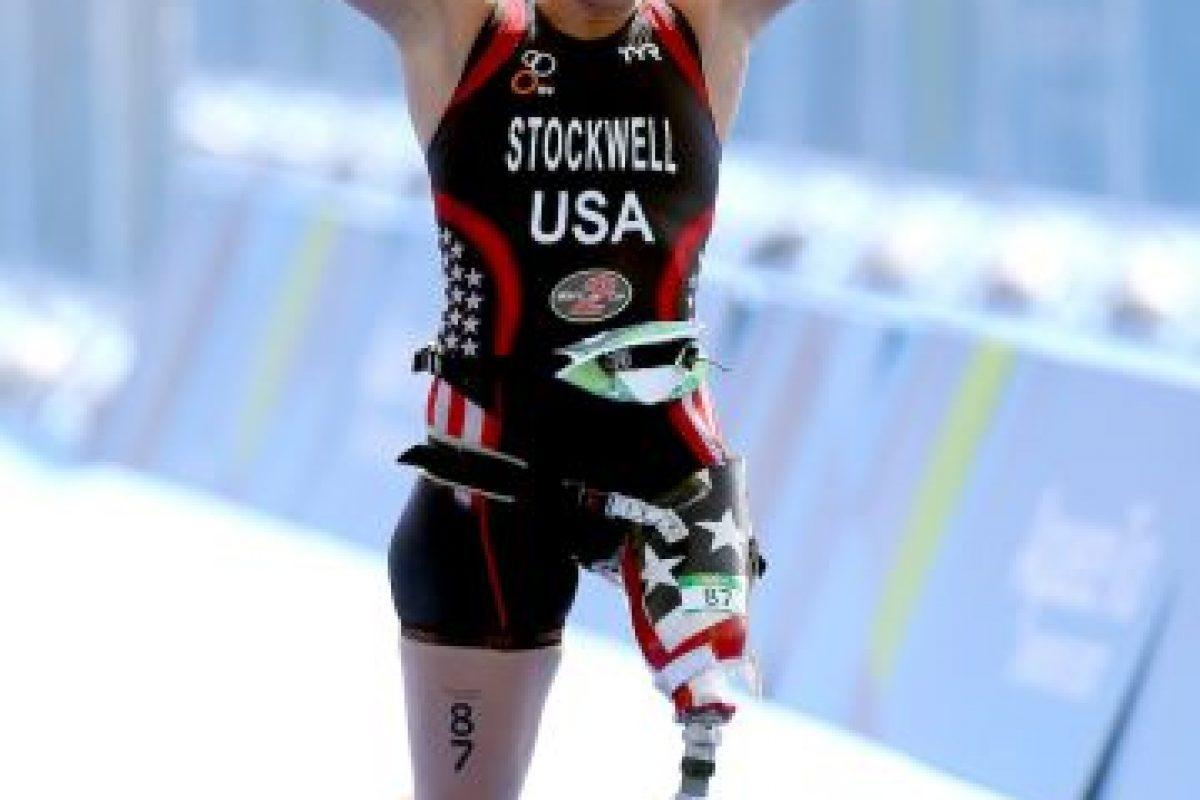 Melissa Stockwell Foto:Getty Images. Imagen Por:
