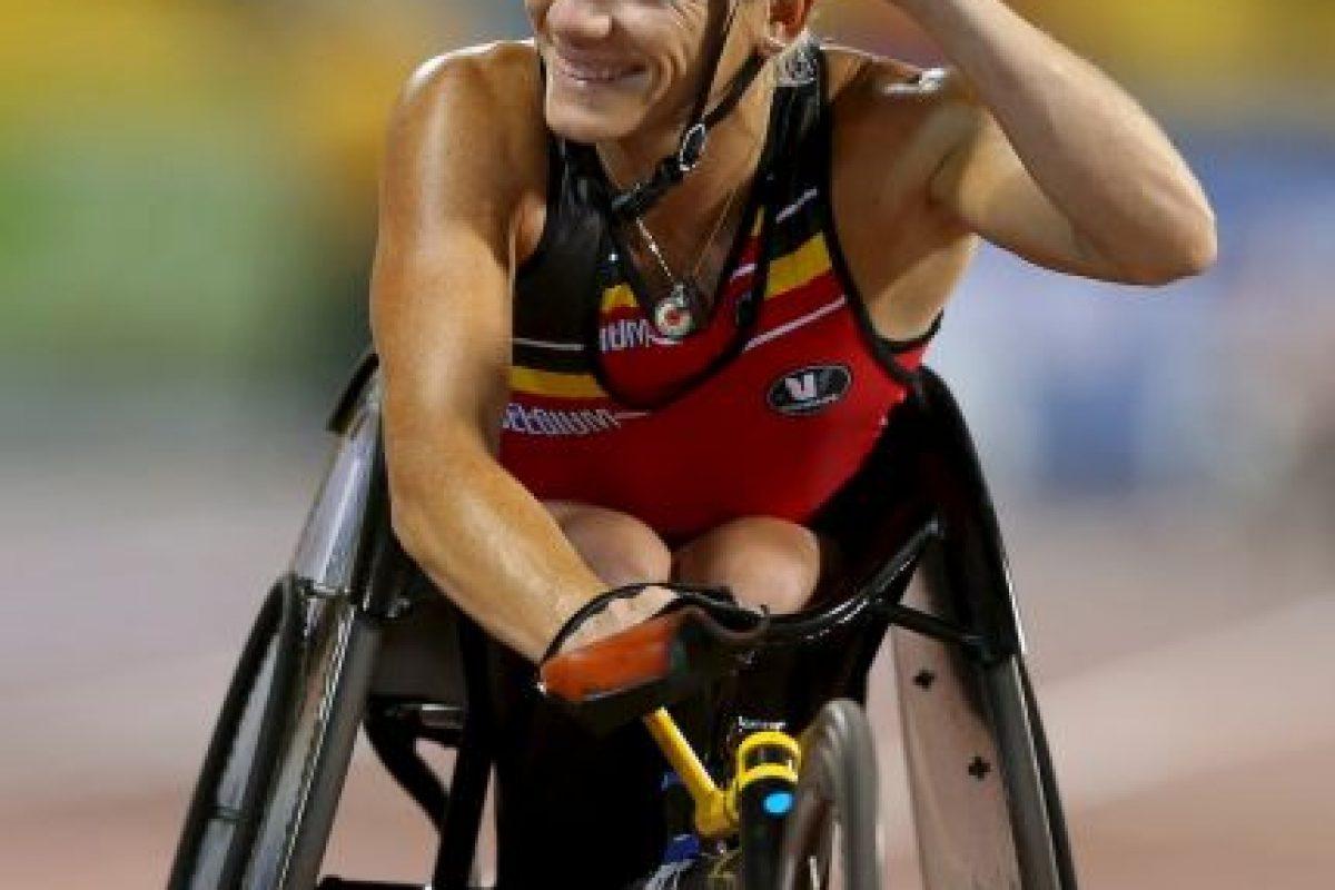 La belga, que busca dos medallas de oro, cuenta con un papel que le permite practicarse la eutanasia Foto:Getty Images. Imagen Por: