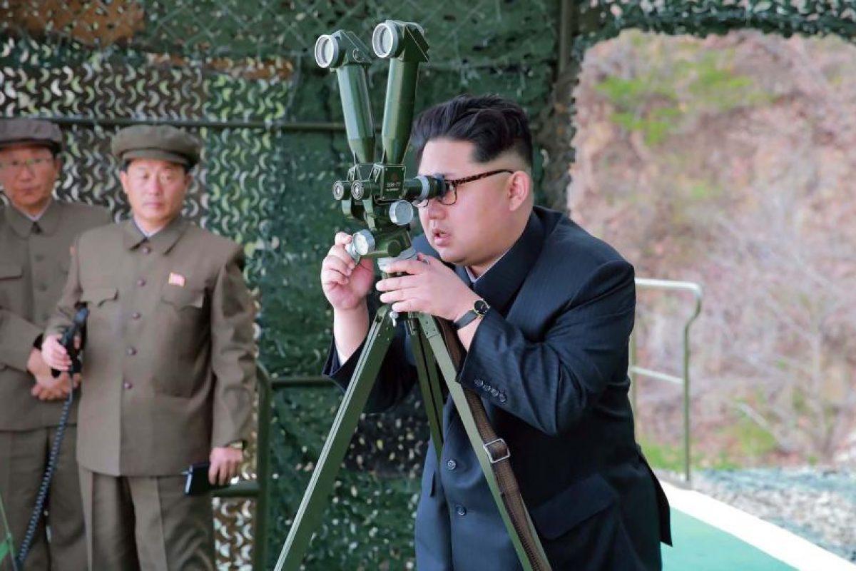 Según la prensa oficial norcoreana, este último ensayo permitió a Pyongyang alcanzar su objetivo: miniaturizar una ojiva nuclear para poder armar un misil. Foto:Afp. Imagen Por: