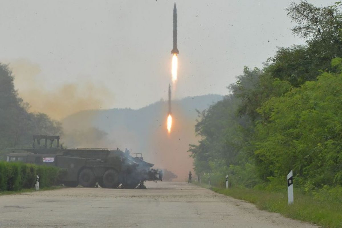 Según la prensa oficial norcoreana, este último ensayo permitió a Pyongyang alcanzar su objetivo: miniaturizar una ojiva nuclear para poder armar un misil. Foto:Afp/Archivo. Imagen Por:
