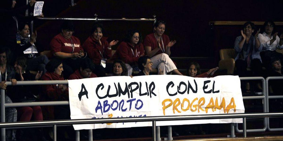 """Antonio Correa: """"El plan de acompañamiento en la ley de aborto es totalmente deficiente"""""""