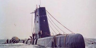 """Presentan libro sobre la mítica """"batalla del Marga Marga"""" entre la Armada y un submarino desconocido"""