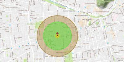 Así serían las consecuencias de una detonación nuclear como la de Corea del Norte en ciudades chilenas