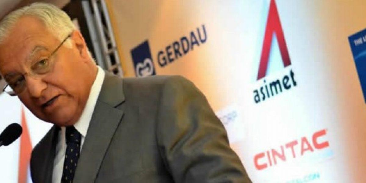 Asimet: Juan Carlos Martínez ratificado como presidente por un año