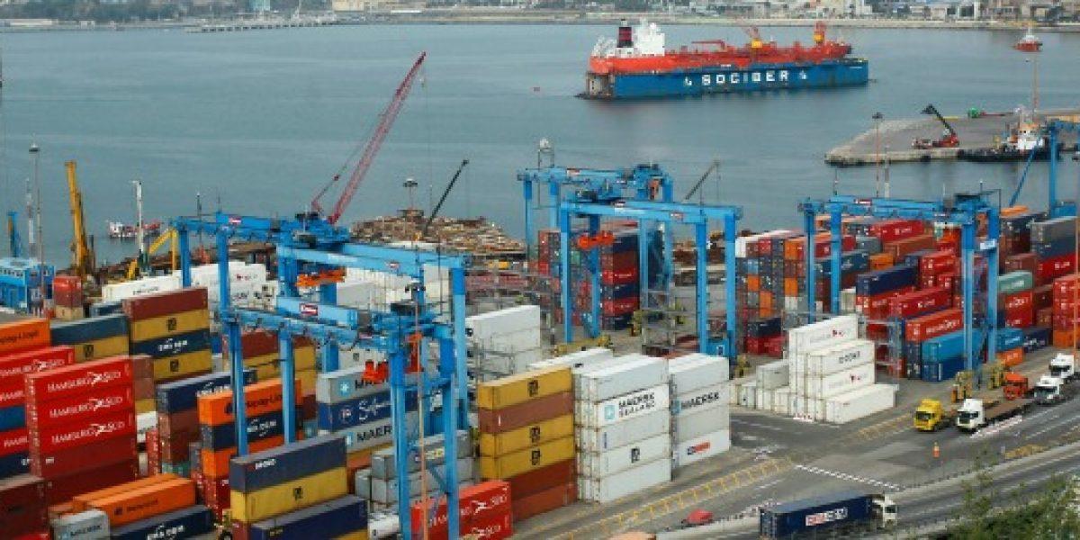 Intercambio comercial del país bajó un 7% en los primeros siete meses de 2016