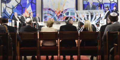 Comunidad Judía solicitó una ley contra la incitación al odio a Presidenta
