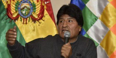 Evo Morales asegura que es
