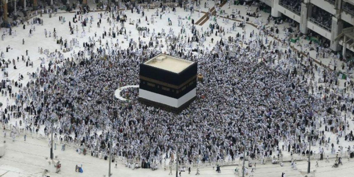 A un año de la fatal estampida así es el primer día de peregrinación a La Meca