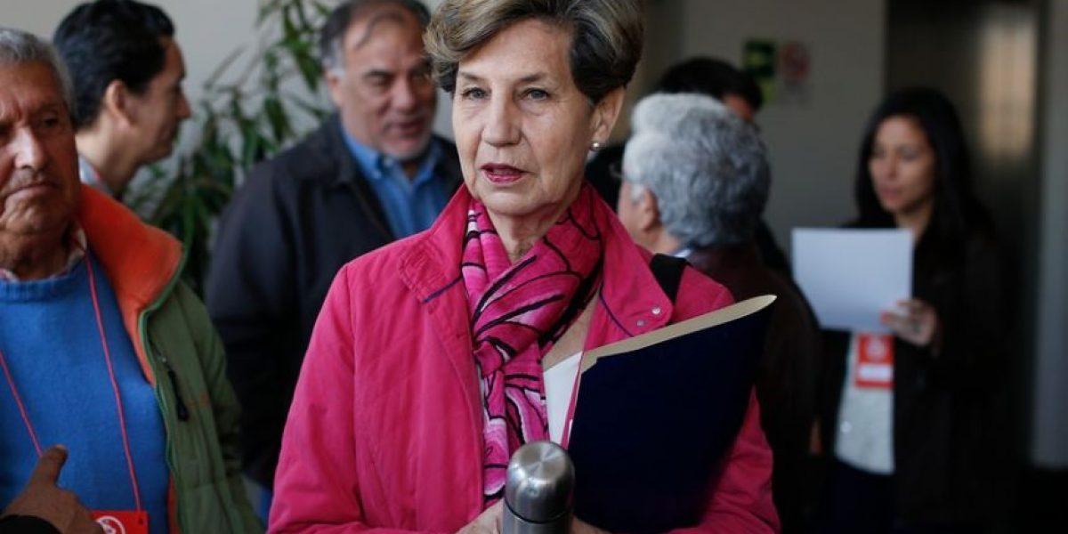 Consejo general del PS: Isabel Allende sería candidata