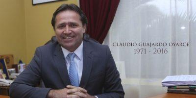 Río Claro decreta duelo comunal e izamiento de bandera a media asta por muerte de alcalde Claudio Guajardo