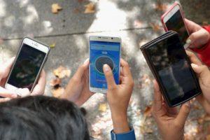 Getty Images Foto:Muchos kilómetros han caminado los jugadores de la app de Niantic.. Imagen Por: