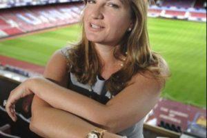 Foto:Las 5 directivas guapas del fútbol. Imagen Por: